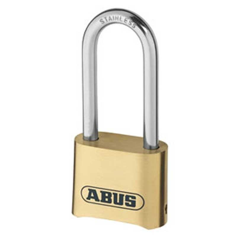Abus 180IB/50HB63 Combination Brass Padlock