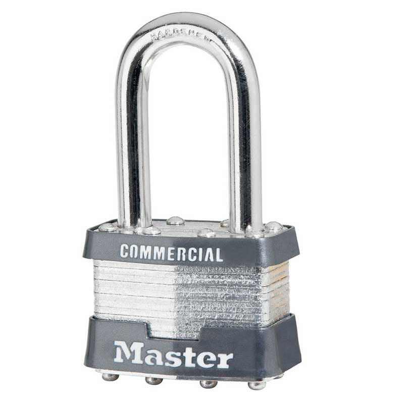 Master Lock No. 1LF Laminated Padlock