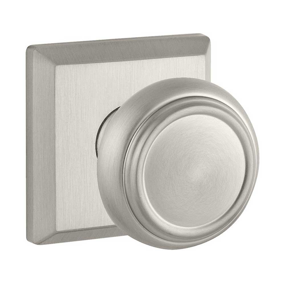 Satin Nickel (Exterior)