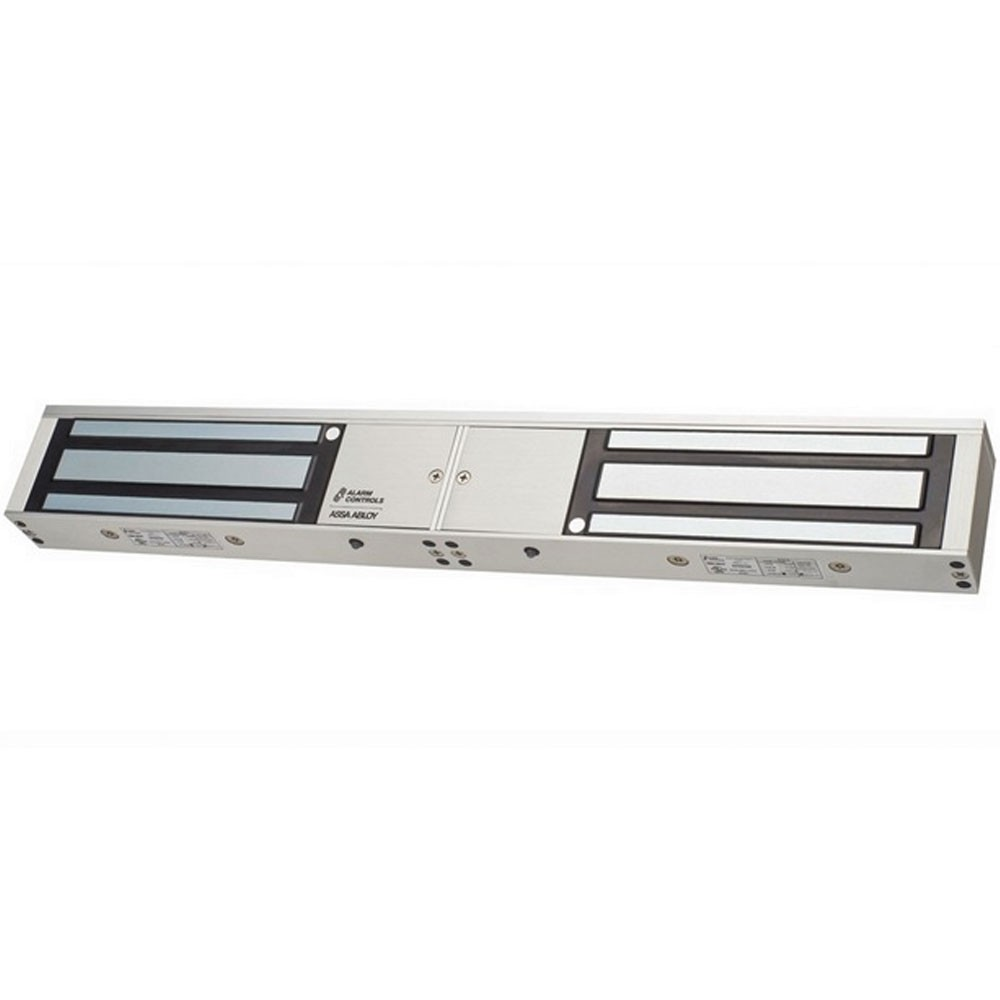 Alarm Controls Double Door Maglock 1200Lbs