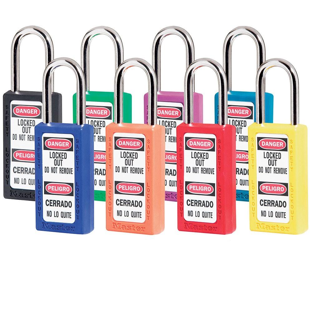 Master Lock 411 Safety Lockout Padlocks