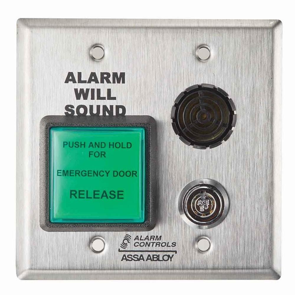 Alarm Controls DE-1 Delayed Egress Station