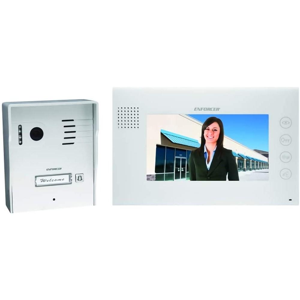 Seco-Larm Color Video Door Phone