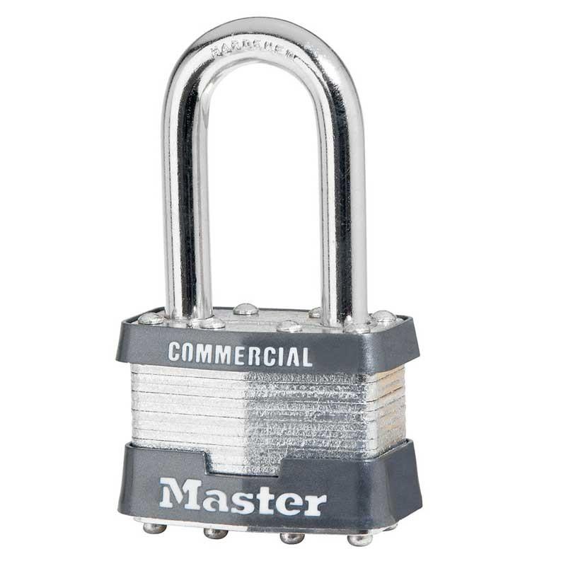 Master Lock No. 1LF Laminated Padlock