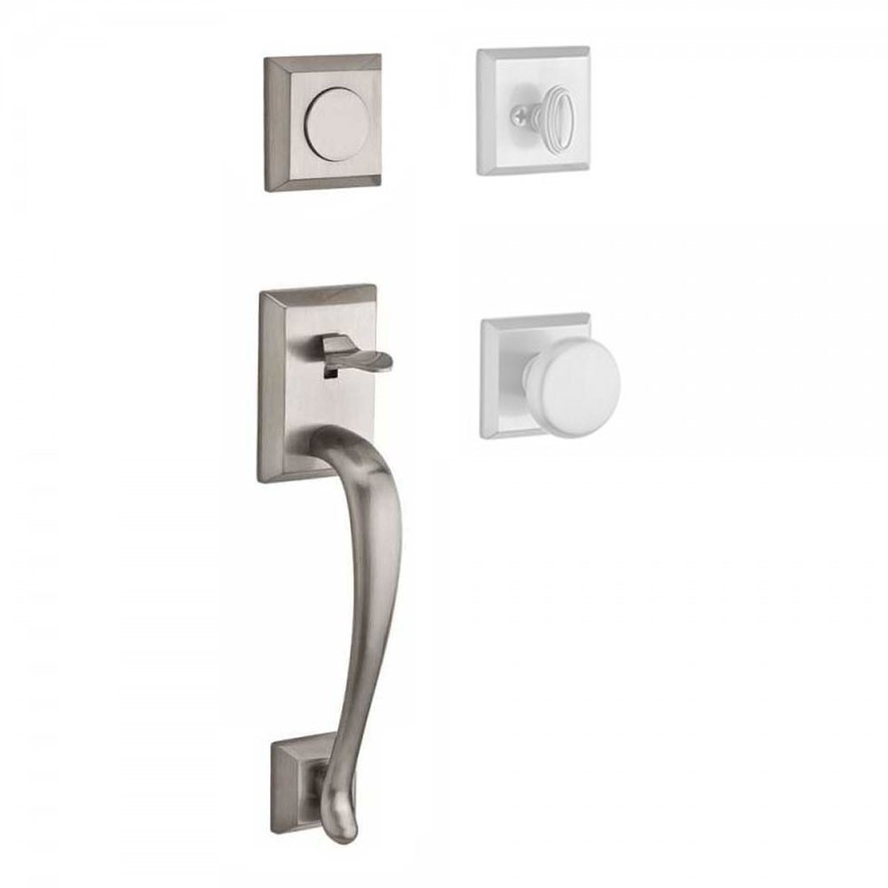 Napa Handleset With Recommended Interior