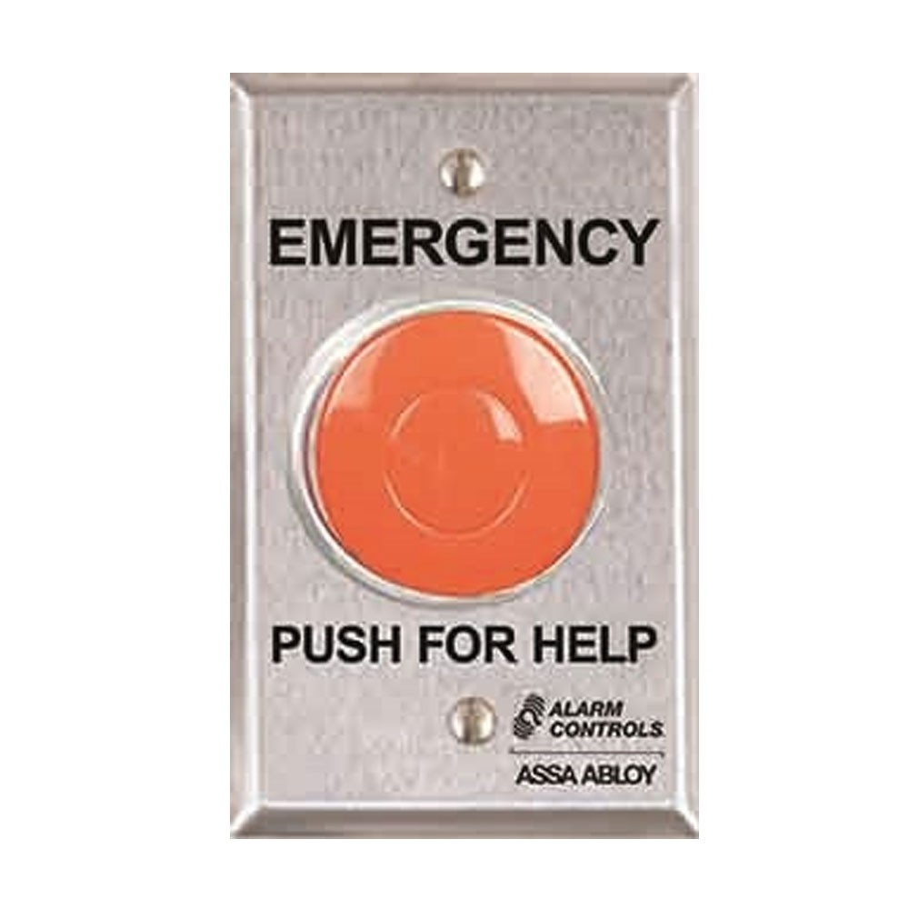 Alarm Controls PBL-1 Latching Panic Station