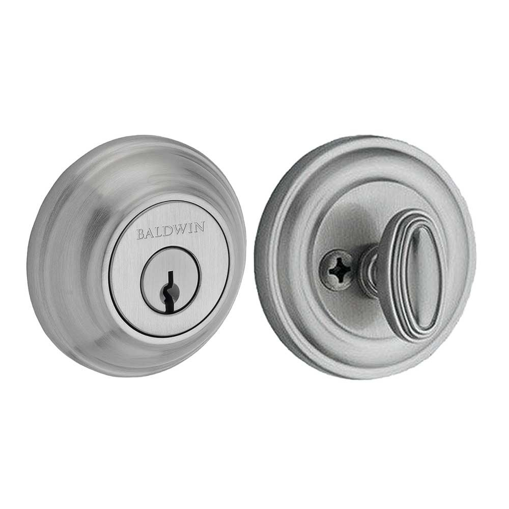 Satin Nickel (C-Keyed)