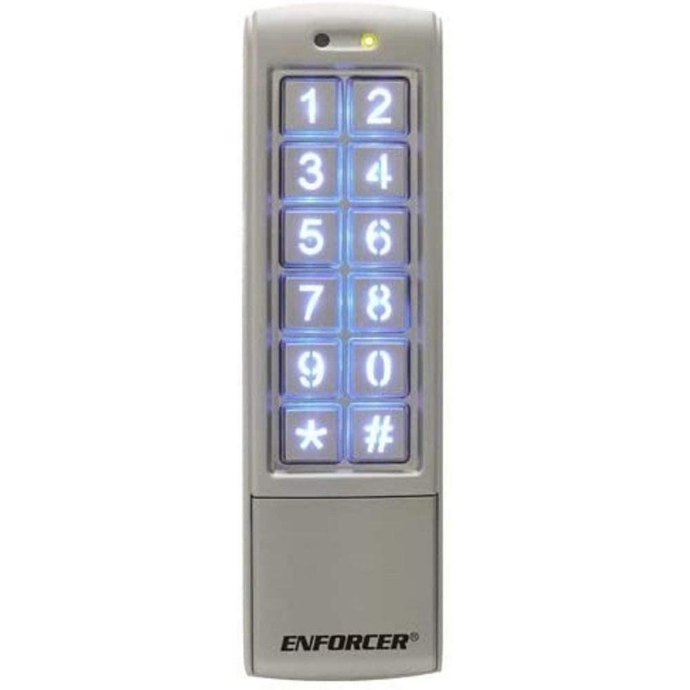 Seco-Larm Digital Access Keypad Weatherproof