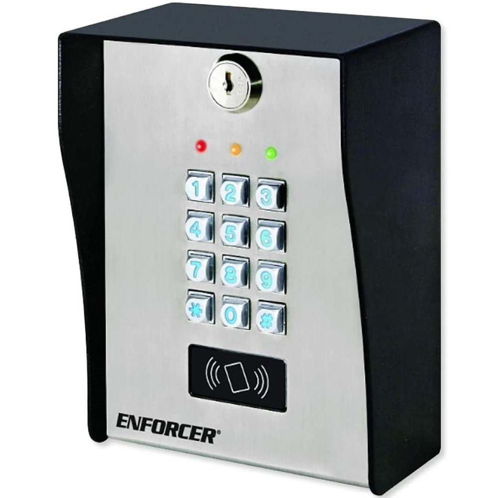Seco-Larm Heavy-Duty Outdoor Keypad With Proximity