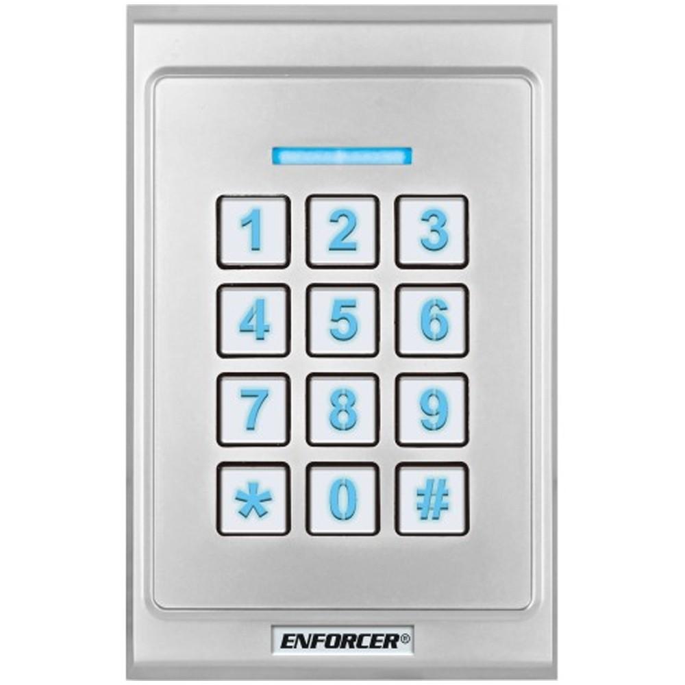 Seco-Larm ENFORCER Single-gang Keypad
