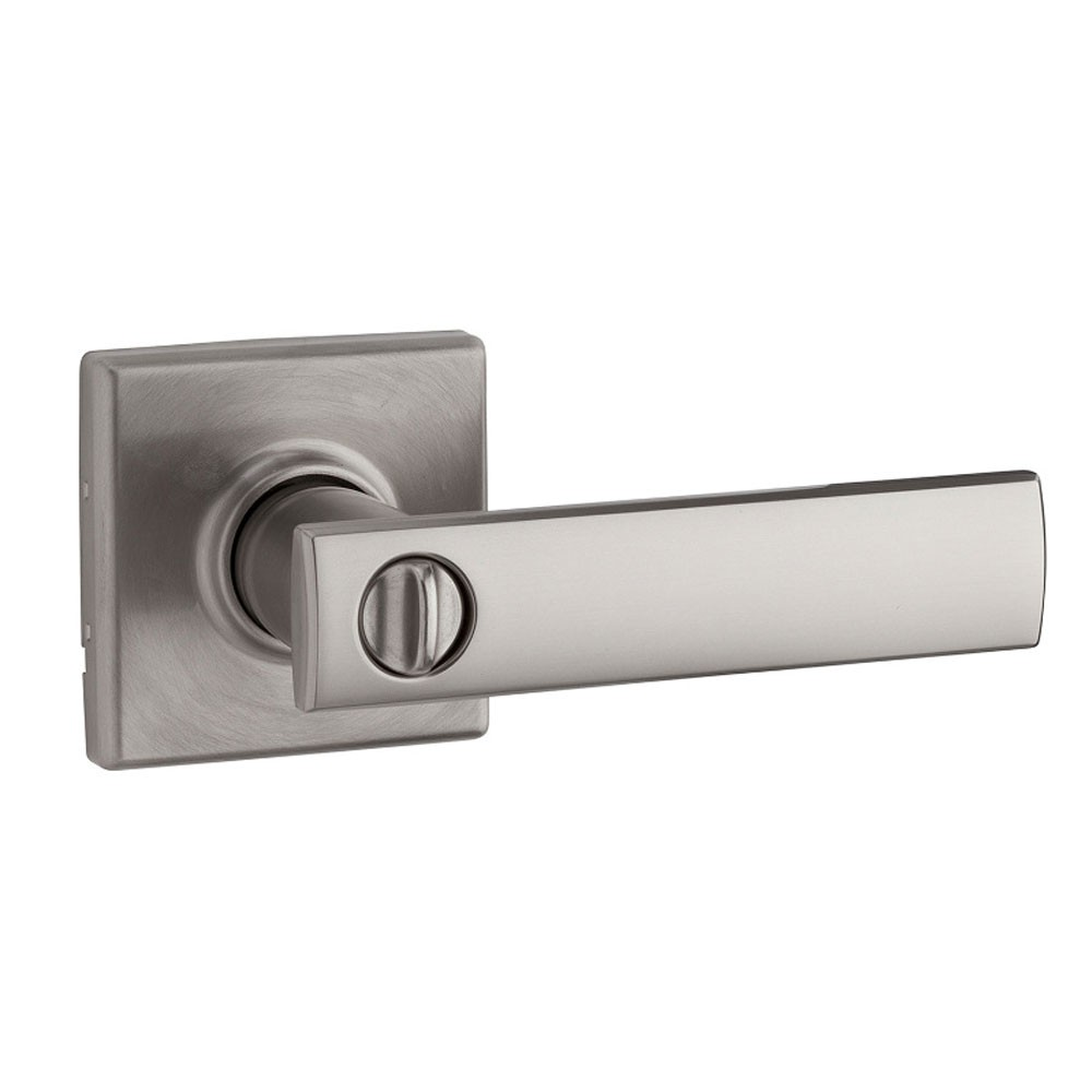 Satin Nickel Interior Lever