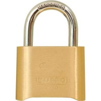 Abus 18/50mm Combination Brass Padlock