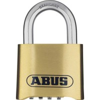 Abus 180IB/50mm Combination Brass Padlock