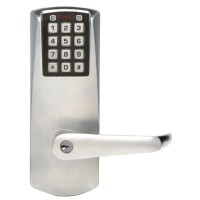 Satin Chrome (Schlage C Key-In-Lever.)