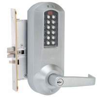 Satin Chrome (Key-In-Lever)