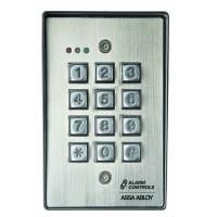 Alarm Controls Vandal & Weather Resistant Keypad