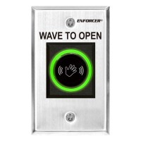 Seco-Larm Wave-To-Open Sensor - triggered